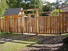 garden gate ideas | Driveway gates, entrance gates , garden gates you dream it up, we can ...