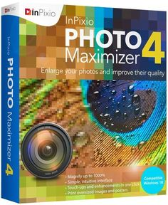 InPixio Photo Maximizer Pro 4.0.6288 Crack Full is an effective advanced photograph enlarger programming, that engages you to extend the littlest points of