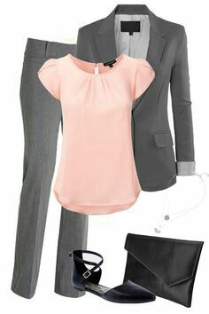 Look nice at work, without all the effort and without emptying the wallet, visit - Work Outfits Women Business Casual Outfits, Business Attire, Office Outfits, Office Attire, Casual Office, Stylish Outfits, Office Chic, Office Style, Dressy Outfits