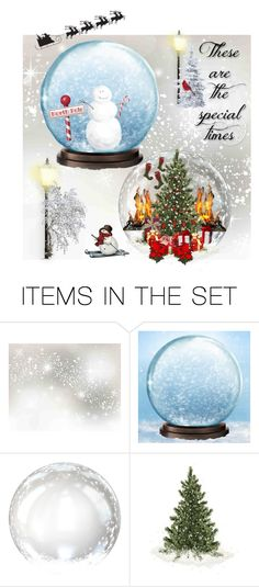 """Christmas Morning"" by stormysmom ❤ liked on Polyvore featuring art"