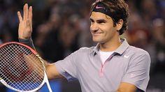Federer derrota Tsonga em cinco sets