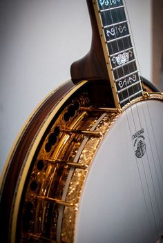 Deering Custom Banjo