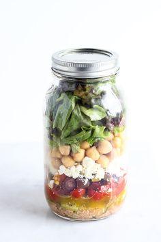 Salad in a Jar Three