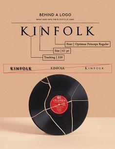 Kinfolk Branding Guide on Behance