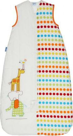 find Grobag Sleeping Bag Dotty Day Out 2.5 tog at paulstride.co.uk