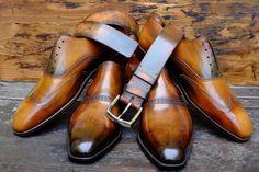 Berluti shoes by Alexander Nurulaeff