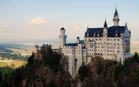 Neuschwanstein Castle wallpaper 2560x1600 jpg