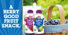 NEW Earth's Best Super Puree Pouches! http://www.earthsbest.com/products/product/2392334054