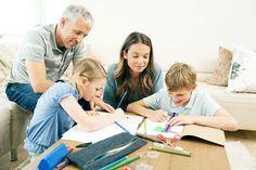 Educación: errores de los padres que entorpecen el aprendizaje de sus hijos.
