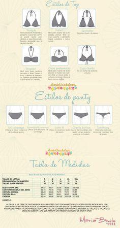 Las diferentes formas que puedes utilizar nuestros vestidos de baño.