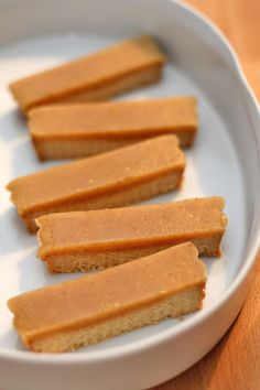 Ginger Crunch bar recipe from New Zealand