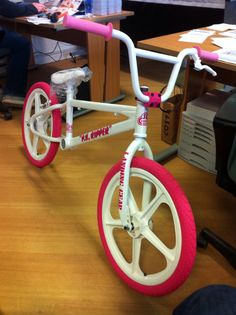 Replica PK RIPPER in pink for my little girl.