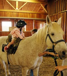 Hippotherapy for Autism