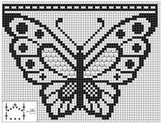 .....cartera de mariposa