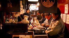 Yakitori bar in Shinjuku | 21 Cozy Photos From Tokyo's Hidden Bars