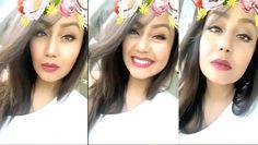 Ladki Beautiful Neha Kakkar With Makeup - Video Dailymotion Neha Kakkar, Without Makeup, Makeup Videos, Singer, Fan, Queen, Feelings, Heart, Photos