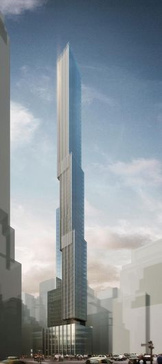 5th Ave & 43rd St - New York - Architecture - SCDA