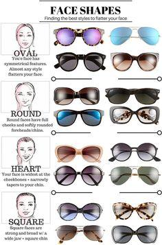c8ff3a48e5 Wenn es um Sonnenbrillen geht, passt nicht jeder Stil zu jeder  Gesichtsform. Finde das R ... #finde #gesichtsform #jeder #nicht #passt  #sonnenbrillen
