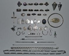 Silver finds - Cape Town 2012