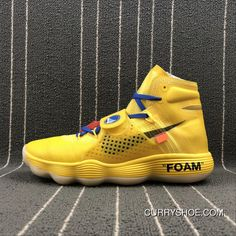 aace601afc0 The 10 Nike Hyperdunk 2017 FK X Off-White Collaboration Basketball Shoes  AJ4578-700