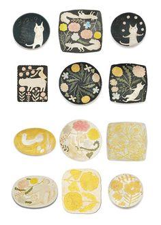 makoto kagoshima ++ via happy interior blog