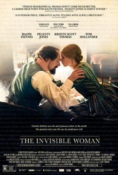 The Invisible Woman (2013) - Ralph Fiennes