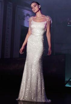 Maravillosos vestidos de novia Anne Bowen's | Colección Primavera 2014