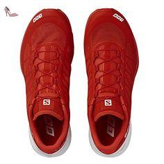 dda060efa3ab New Salomon S-Lab Sense 6 Chaussures de course à pied pour hommes  Chaussures de sport Rouge  Amazon.fr  Chaussures et Sacs