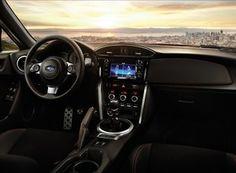 Subaru lança reestilização do esportivo BRZ
