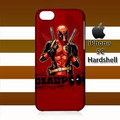 Deadpool iPhone 5c Case Cover Hardshell