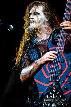 Dimmu Borgir Hellfest 2008 by innaford on DeviantArt Dimmu Borgir, Extreme Metal, Power Metal, Heavy Metal Music, Band Photos, Metalhead, Death Metal, Metal Bands, Music Bands