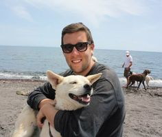 Concordia students are taking to the dogs this summer on a Greek island – and learning from the experience. #cordmn #travel