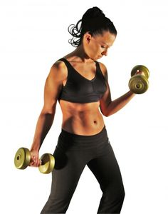 """""""Strength training is a great way to restore bone density and prevent osteoporosis, which is very common amongst women."""""""