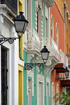 Old San Juan- my home away from home! boricua baby