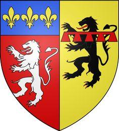 Rhone coat of arms