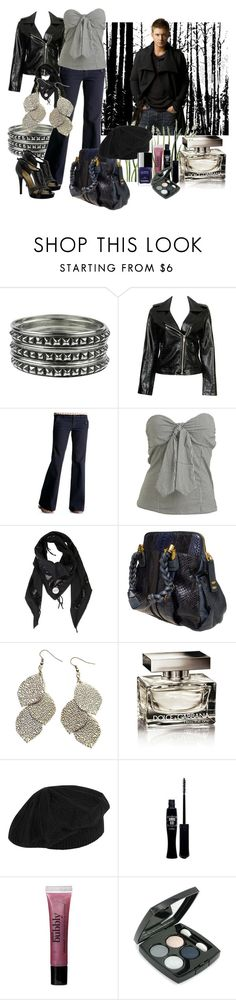 """Dean Winchester"" by charel24 ❤ liked on Polyvore featuring Forever 21, Gap, Wet Seal, GUESS, Rene Gurskov, Chloé, Dolce&Gabbana, Anna Sui, philosophy and Chanel"