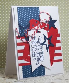the world is brighter by rosigrld - Cards and Paper Crafts at Splitcoaststampers