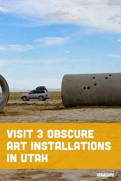 Art Installations, Installation Art, Stuff To Do, Things To Do, The Republic, North West, Utah, Outdoors, How To Plan