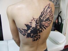 28 Amazing Raven Tattoos (2)