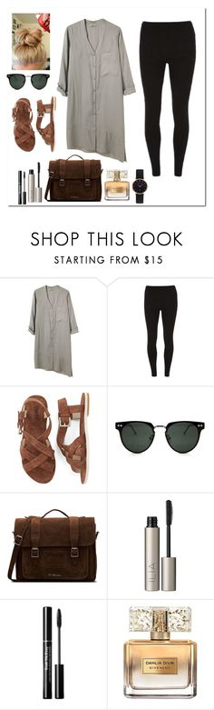 """{summer day}"" by emilyxcourtney ❤ liked on Polyvore featuring Helmut by Helmut Lang, Dorothy Perkins, Spitfire, Dr. Martens, Ilia, Givenchy and Abbott Lyon"