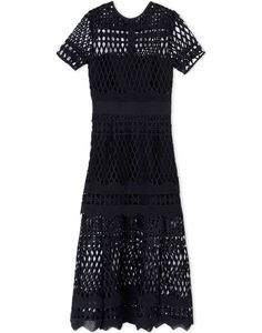 Pin for Later: 150+ Fashion Gifts to Add to Your Holiday Wish List Now  Self-Portrait 3/4 Length Dress ($530)