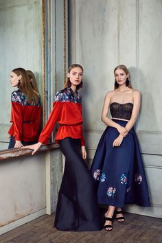 Sachin & Babi Resort 2018 Fashion Show Collection
