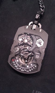 Urwerk Pocket Watch - Baselworld 2012