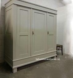 3 deuren kast / landelijke  / Demontabel / 1490