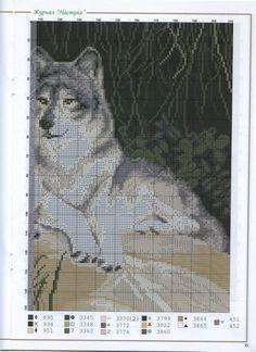 Cross Stitch Needles, Cross Stitch Charts, Cross Stitch Patterns, Wolf Dreamcatcher, Crochet Cross, Bead Loom Patterns, Dog Signs, Cross Stitch Animals, Plastic Canvas Patterns