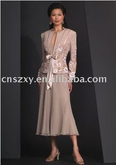 mother of the bride dress suits  & mother dress XY042 $208.42