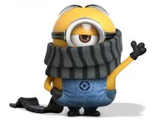 I love my wool accessories because they are so cozy and make me look good. Minion Rock, Cute Minions, Minion Jokes, Minions Despicable Me, My Minion, Minions Quotes, Minions 2014, Minion Sayings, Minion Stuff