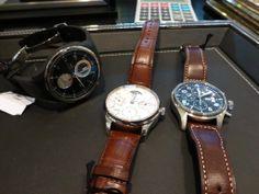 IWC Schaffhausen | Fine Timepieces From Switzerland | Forum | I got to see some new watches >>>>>