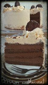 MarinaS Taste: Dacina čokoladna torta