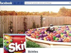 The 50 most creative brand pages on Facebook. via @businessinsider